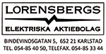 04. Lorensbergs elektriska