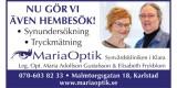 Maria Optik 180215 150x8