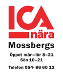 25. ICA Mossbergs