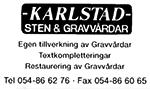 13. Karlstads sten & gravvårdar